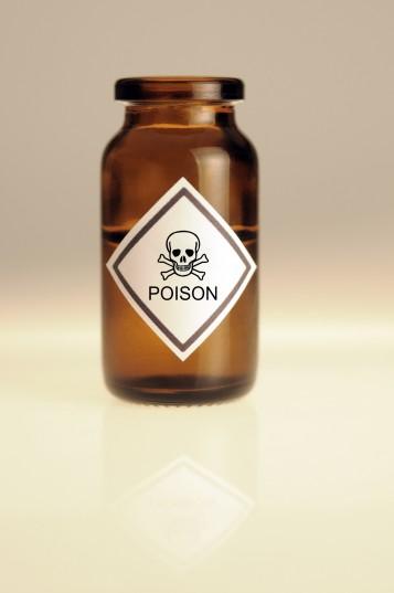 Toddler, 2, dies after drinking poison