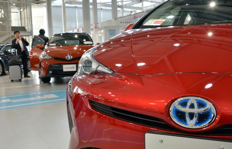 Toyota posts $5.4 billion quarterly profit, raises forecast