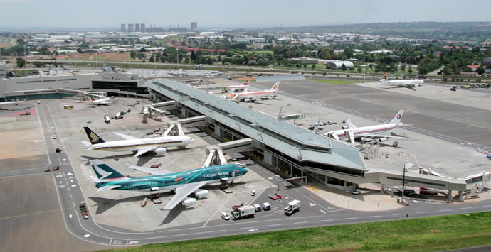 O.R. Tambo International Airport | Supplied