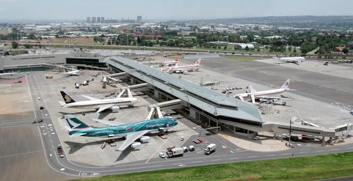 O.R. Tambo International Airport | Supplied
