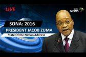 SONA 2016 red carpet and President Zuma's speech