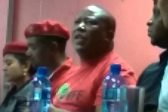 We will never be led by Maimane – Malema
