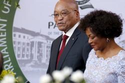 Parliament a national embarrassment – Zuma