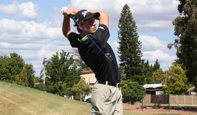 Vorster upstages top juniors in Bloemfontein