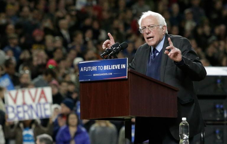 Bernie Sanders Projected To Win Democratic Caucus In Alaska
