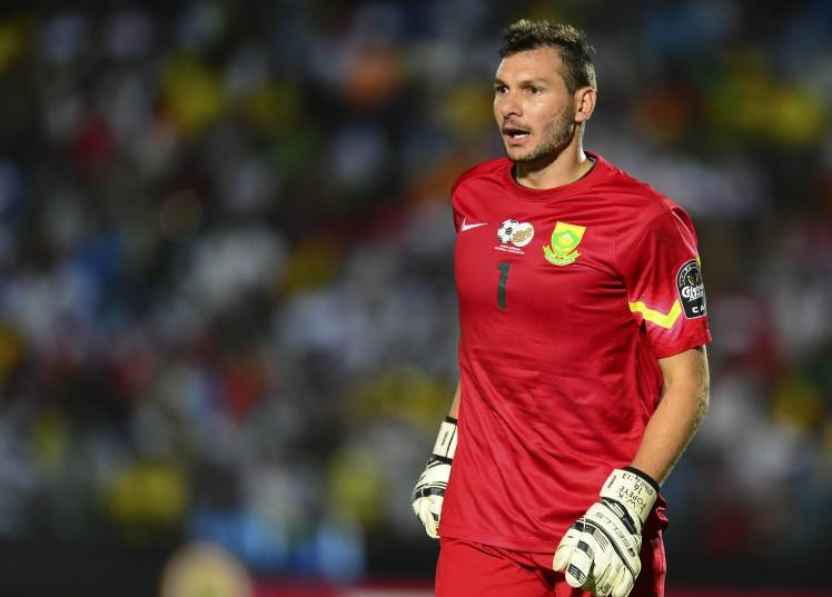 Bafana Bafana goalkeeper Darren Keet (Barry Aldworth/BackpagePix)