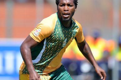 Pressure 'is medicine to me', says new Galaxy coach Khenyeza