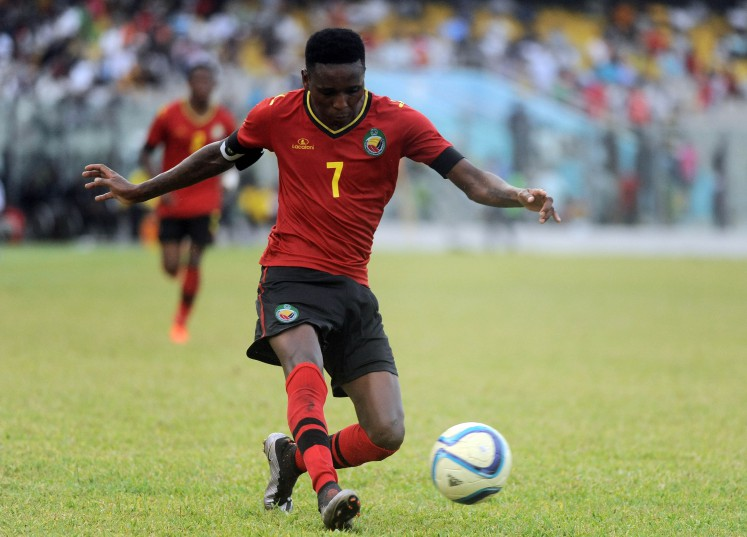 Blow by blow: Mozambique vs Ghana