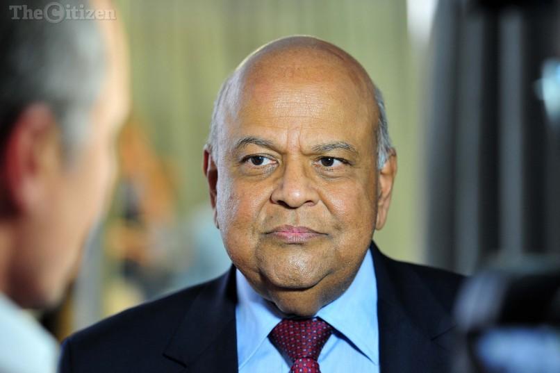 Finance Minister Pravin Gordhan. Picture: Neil McCartney