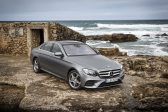 E stands for excellence on Mercs new E-Class