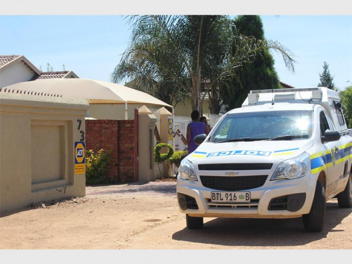 An intruder was shot and killed after he and another man were discovered in a Nirvana resident's home in Polokwane, Limpopo. Photo: Capricorn Review.
