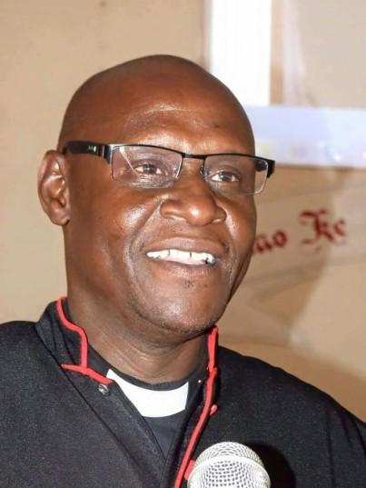 Slain Methodist reverend Motlalepule Leseba. Photo:  Supplied.