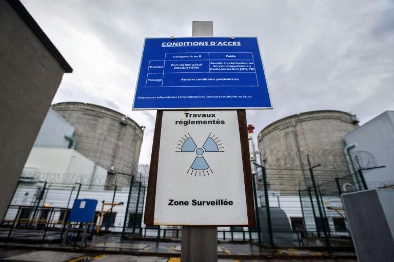 AFP/File / Sebastien Bozon<br />The Fessenheim nuclear power plant has been running since 1977