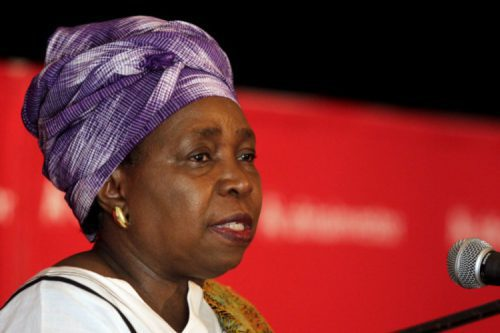 African Union Commission chairperson Dr Nkosazana Dlamini-Zuma. Photo: Gallo Images