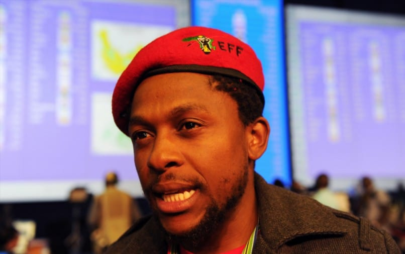 Mbuyiseni Ndlozi - EFF Photo: Supplied