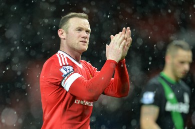 Rooney's agent in China for transfer talks