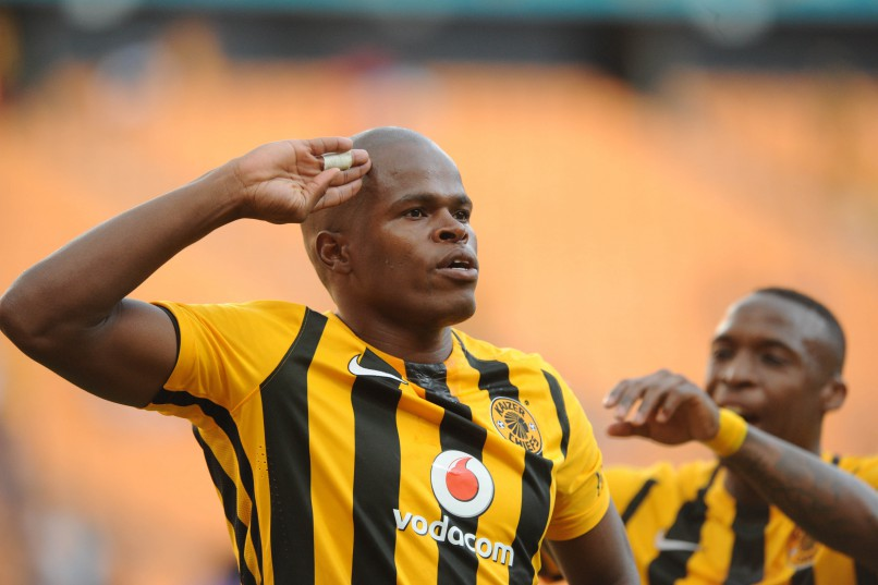 Willard Katsande of Kaizer Chiefs (Sydney Mahlangu/ BackpagePix)