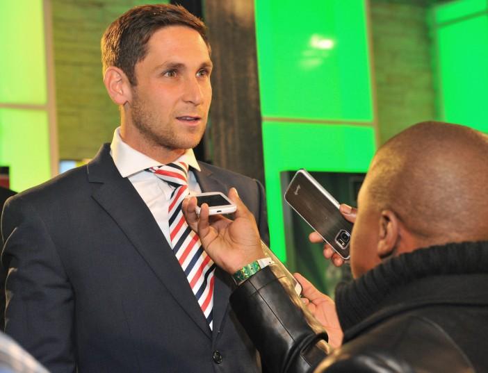 Dean Furman of Supersport United. ©Samuel Shivambu/BackpagePix