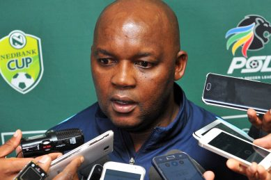 Mosimane unhappy with officials
