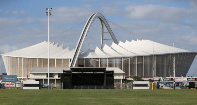 General view of Moses Mabhida Stadium. Picture: Gallo Images
