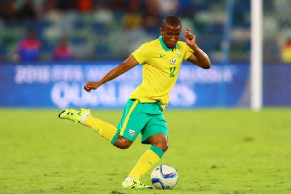 Kamohelo Mokotjo of South Africa. (Photo by Anesh Debiky/Gallo Images)