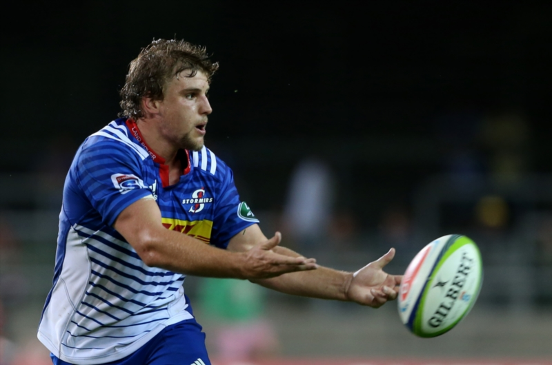 Jean-Luc du Plessis of the Stormers during a Super Rugby match. (Photo by Carl Fourie/Gallo Images)