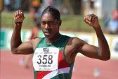 Semenya wins diamond league series
