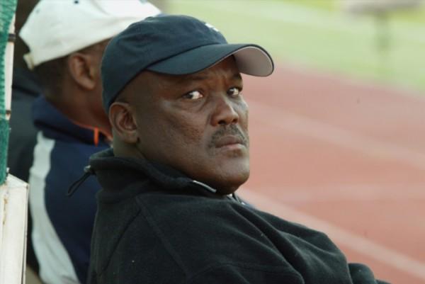 Coach Mlungisi Ngubane. Photo Credit: - Lefty Shivambu \ Gallo Images