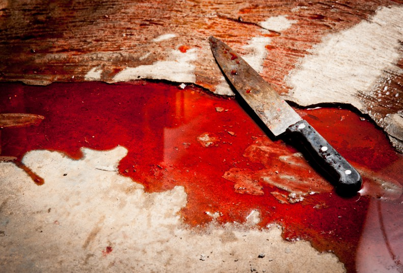 Wife stabbed 35 times and man sentenced to 35 years imprisonment.