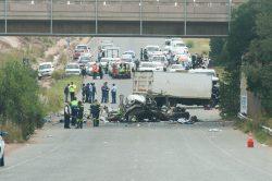14 killed in Randfontein crash