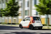 Urban mobility returns with new Smart cars