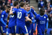 Leicester on cusp of sporting immortality in Man Utd clash