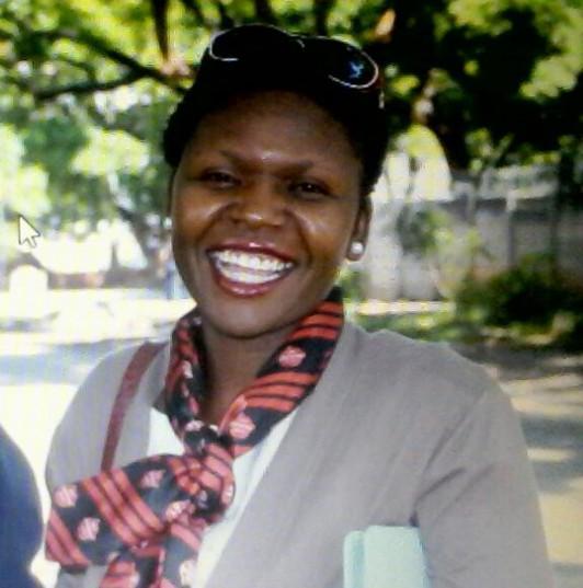 Air Zimbabwe public relations executive Shingai Dhliwayo. Picture: ANA