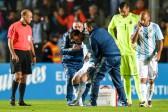 Messi scare as Argentina down Honduras