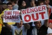 'Be like Spurs,' Wenger tells Arsenal fans
