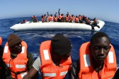 Up to 30 dead in shipwreck off Libya: EU naval force