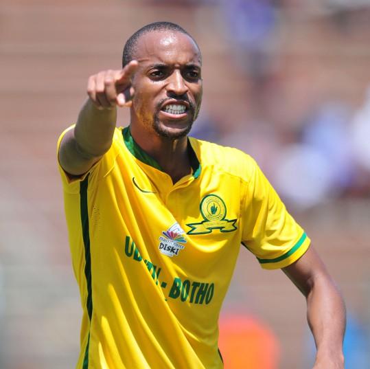 Tiyani Mabunda of Mamelodi Sundowns (Muzi Ntombela/Backpagepix)