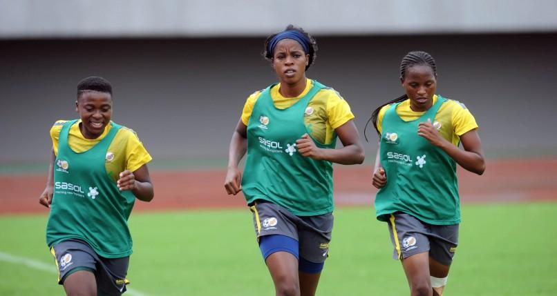 Banyana Banyana coach trims squad