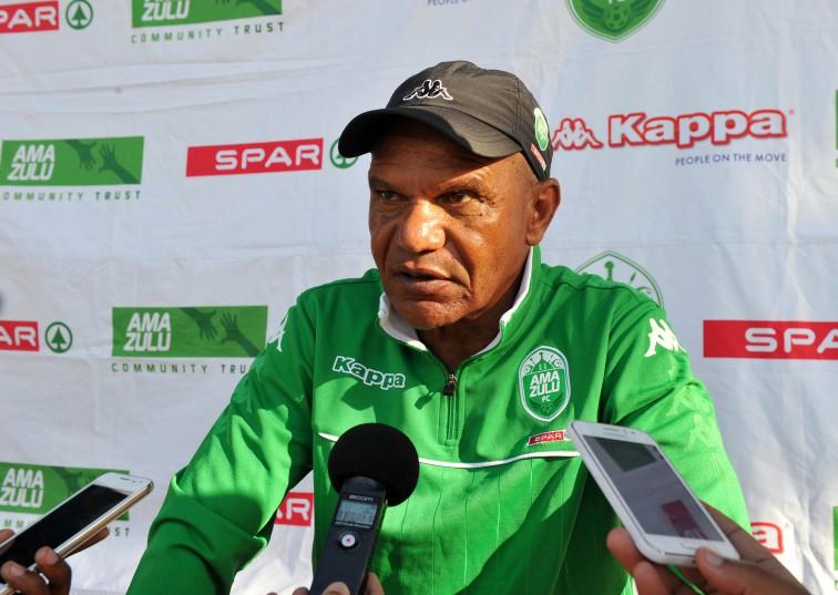 New AmaZulu head coach Joey Antipas (Muzi Ntombela/BackpagePix)