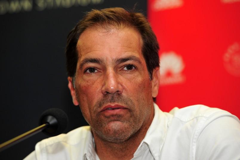Roger De Sa, coach of Ajax Cape Town Ryan Wilkisky/BackpagePix