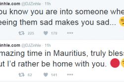 DJ Zinhle hits back at AKA