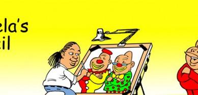 Siwela's cartoon