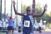 Stephen Mokoka bags historic fourth Shanghai title