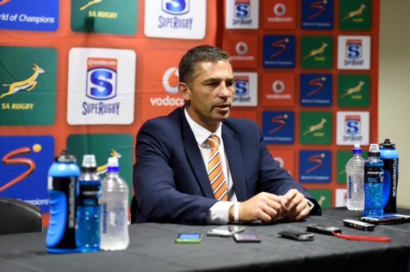 Franco Smith, Cheetahs coach. Photo: Johan Pretorius/Gallo Images