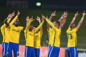 PSL pile pressure on the Brazilians