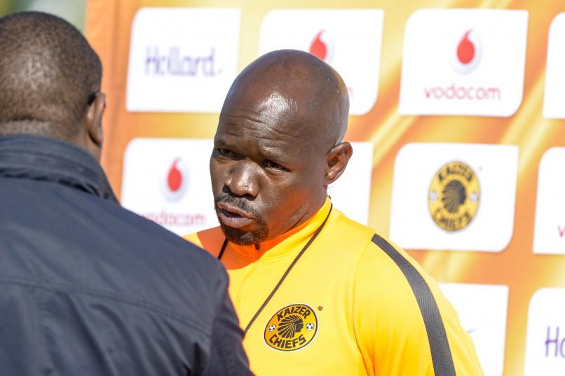 Kaizer Chiefs coach Steve Komphela. Photo: Sydney Seshibedi/Gallo Images
