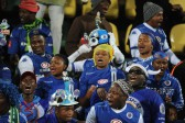 SuperSport United supporters (Photo by Gallo Images)
