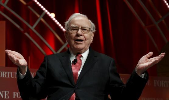 Warren Buffett, chairman and CEO of Berkshire Hathaway | Image: Moneyweb