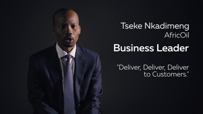 Business Leadership: Deliver, deliver, deliver