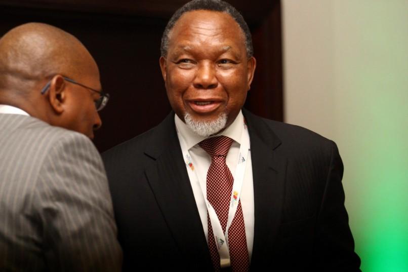 Former president of SA Kgalema Motlanthe.